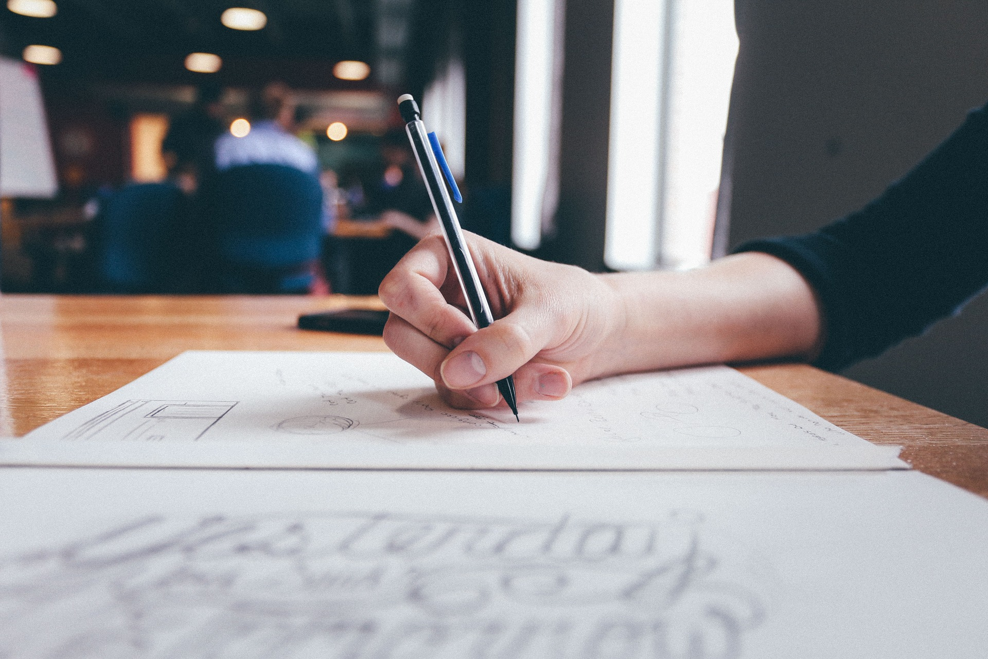 handwriting and health