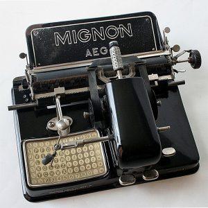 Mignon Mod 1924