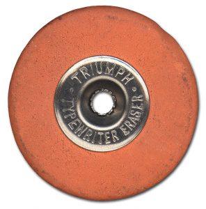 Triumph Typewriter Eraser