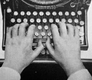 Underwood Keyboard