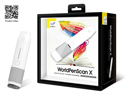 Penpower WorldpenScan X in box