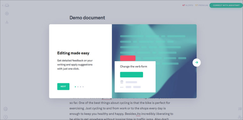A comprehensive, by-the-book review of Grammarly Software