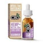 link to CBD Oil Tincture from CBDFX