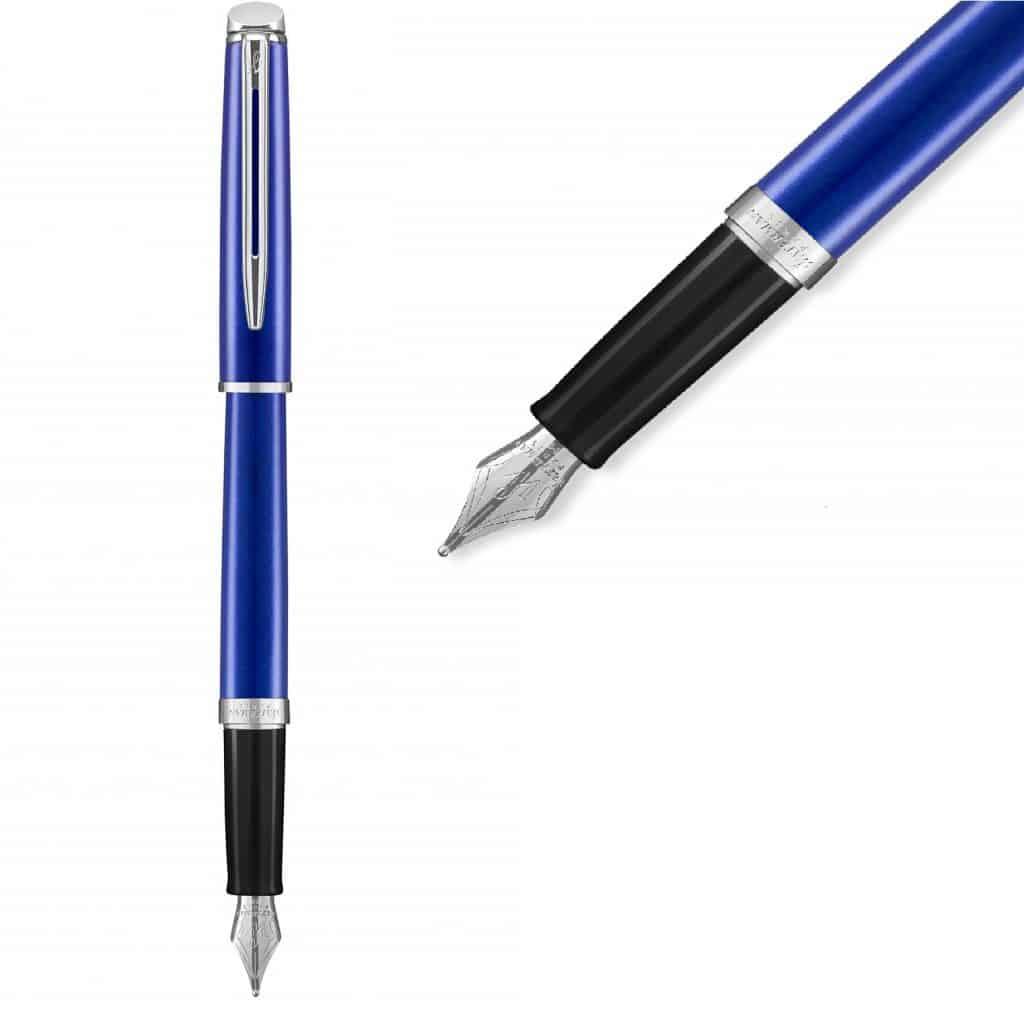 Waterman Hemisphere Fountain Pen Medium Nib