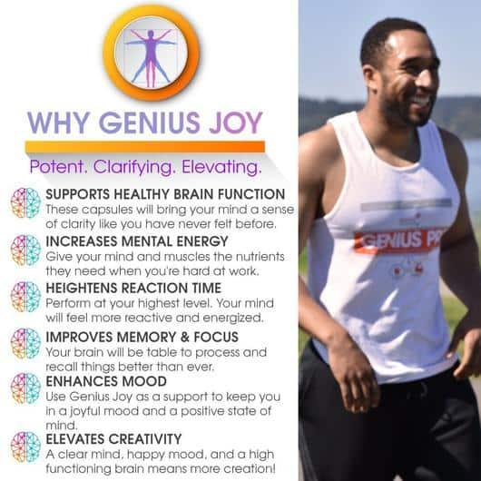 6 Advantages of Genius Joy Supplement