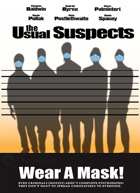 The Usual Suspects alternative